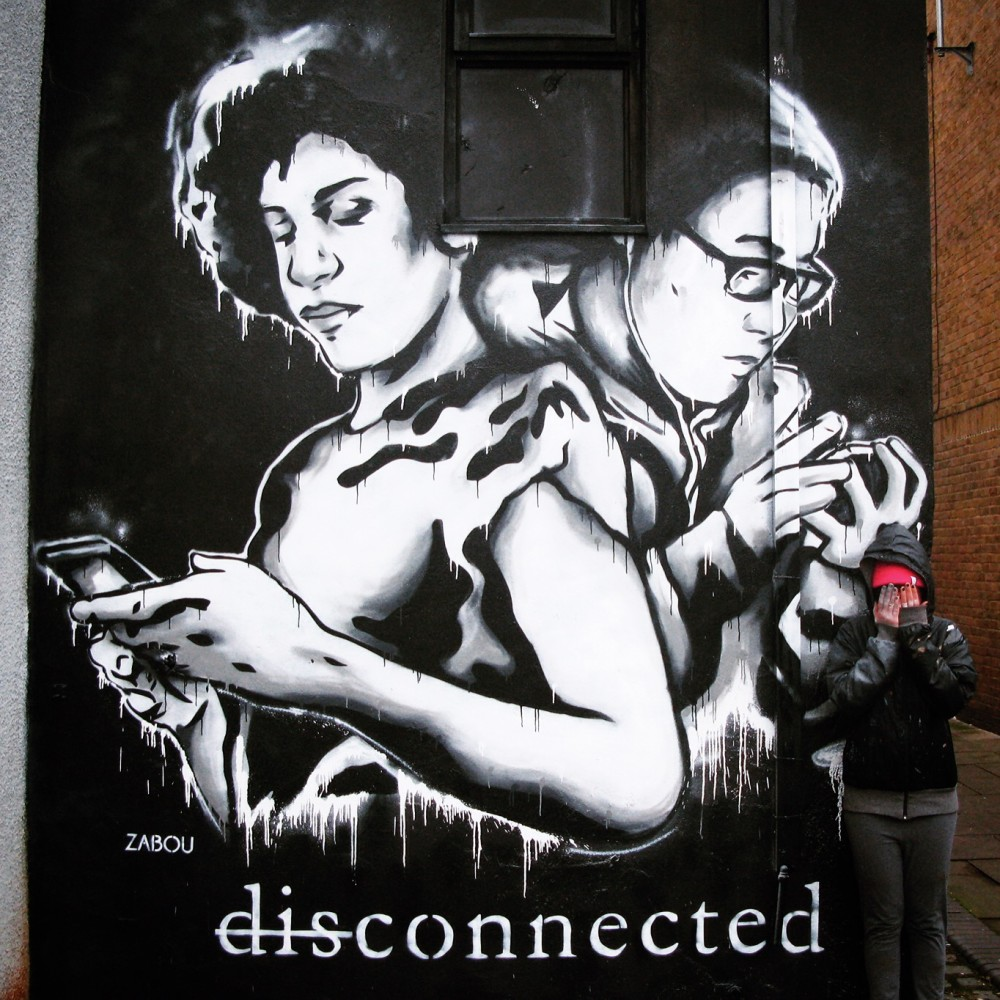 Disconnected by Zabou
